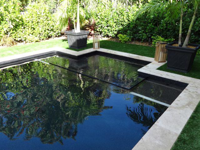 geometric pool south Florida