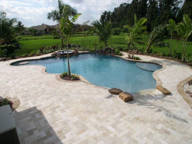 freeform pool south Florida