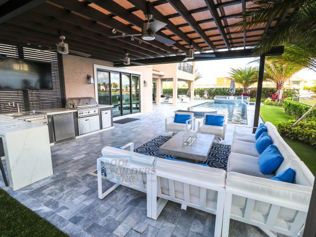 Outdoor Kitchen Design South Florida | Outdoor Kitchen ...