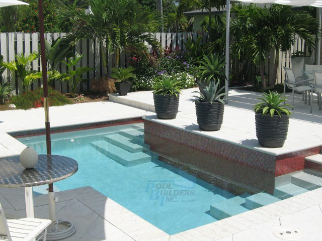 Contemporary Pools South Florida | Contemporary Pool Design Fort ...
