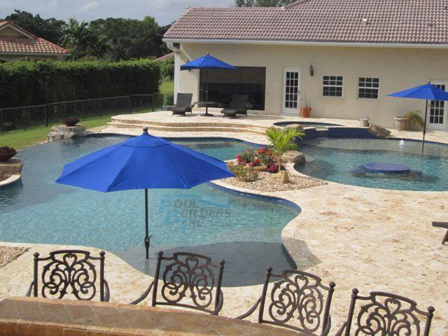 Freeform Swimming Pools South Florida | Freeform Pool Design ...