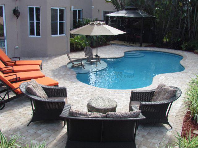 Swimming Pool Design Swimming Pool Construction Miramar South Florida Pool Builders Inc
